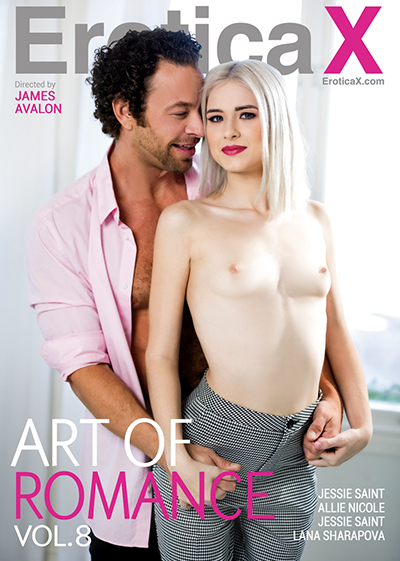 Erotica X Releases 'Art of Romance 8' and 'Sensual Moments 8'