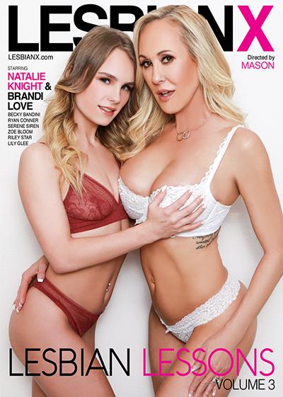Brandi Love Stars in Lesbian X's 'Lesbian Lessons 3'