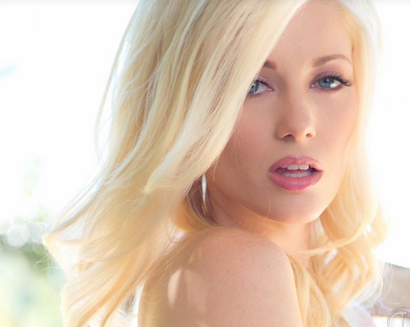 Charlotte Stokely Nommed for Girl/Girl Performer of the Year at 2021 XBIZ Awards