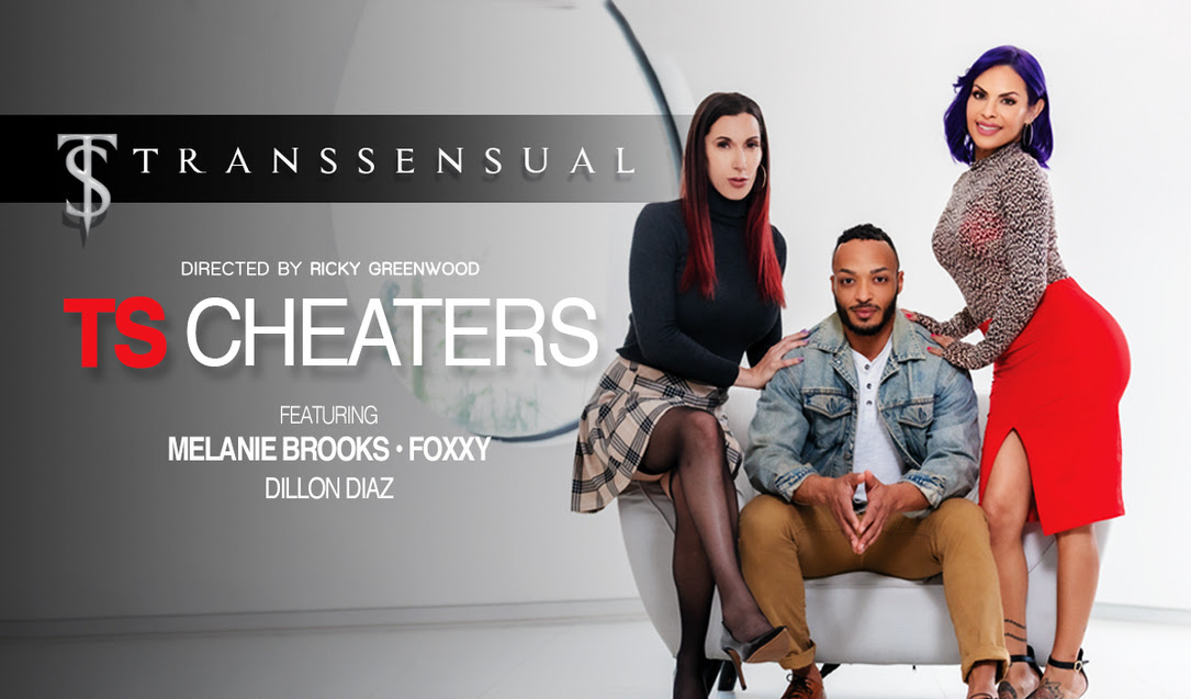 Transsensual's New Series 'TS Cheaters' Arrives on DVD