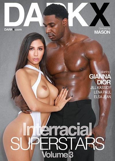 Dark X Releases Interracial Superstars 3