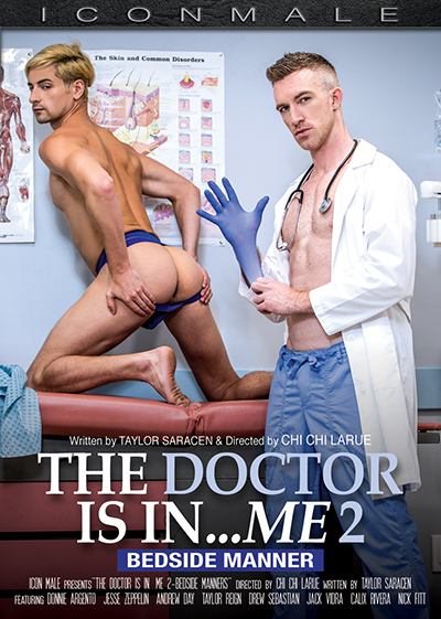 Icon Male Releases 'The Doctor Is In Me 2 – Bedside Manner'