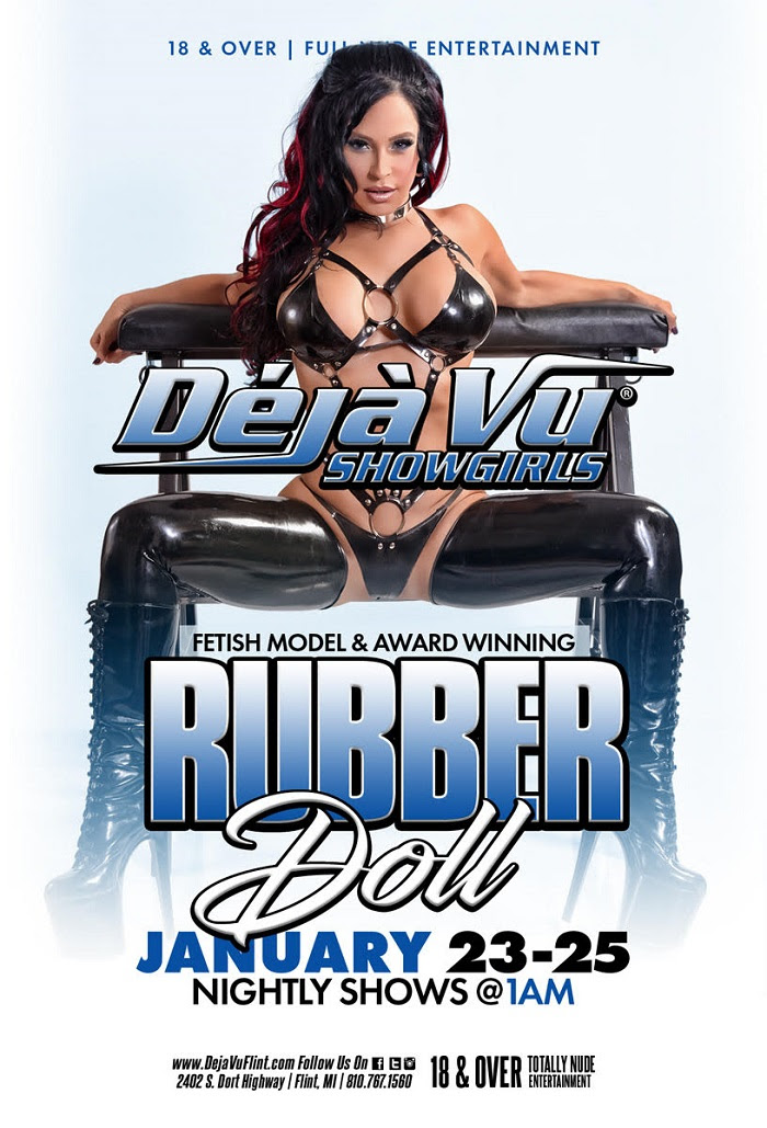 Feature Dancers & XXX Porn Stars Performing on the East Coast this Week.