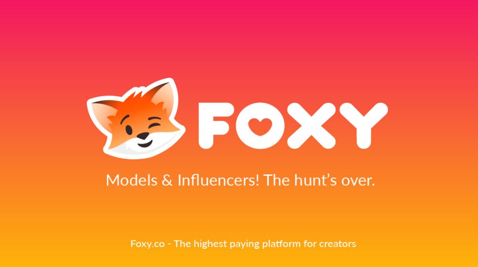 Adult Platform FOXY Spotlights All-New Custom Features