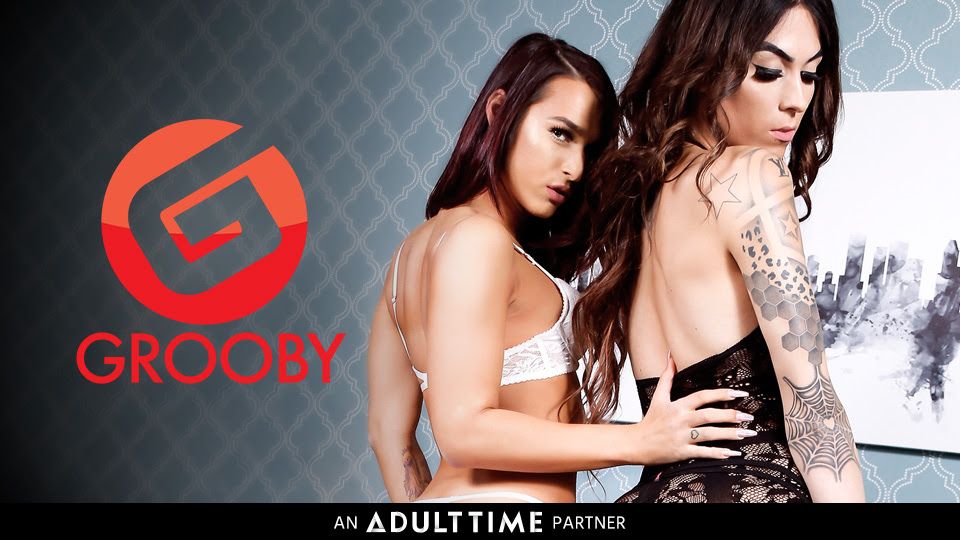 Adult Time adds Grooby to its Growing Channel Partner Program