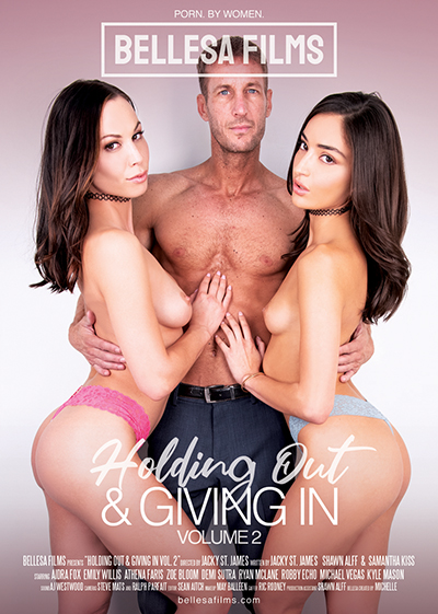 Bellesa Films Releases 'Holding Out And Giving In Vol. 2'