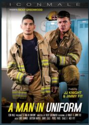 Icon Male Premieres New Series 'A Man In Uniform'