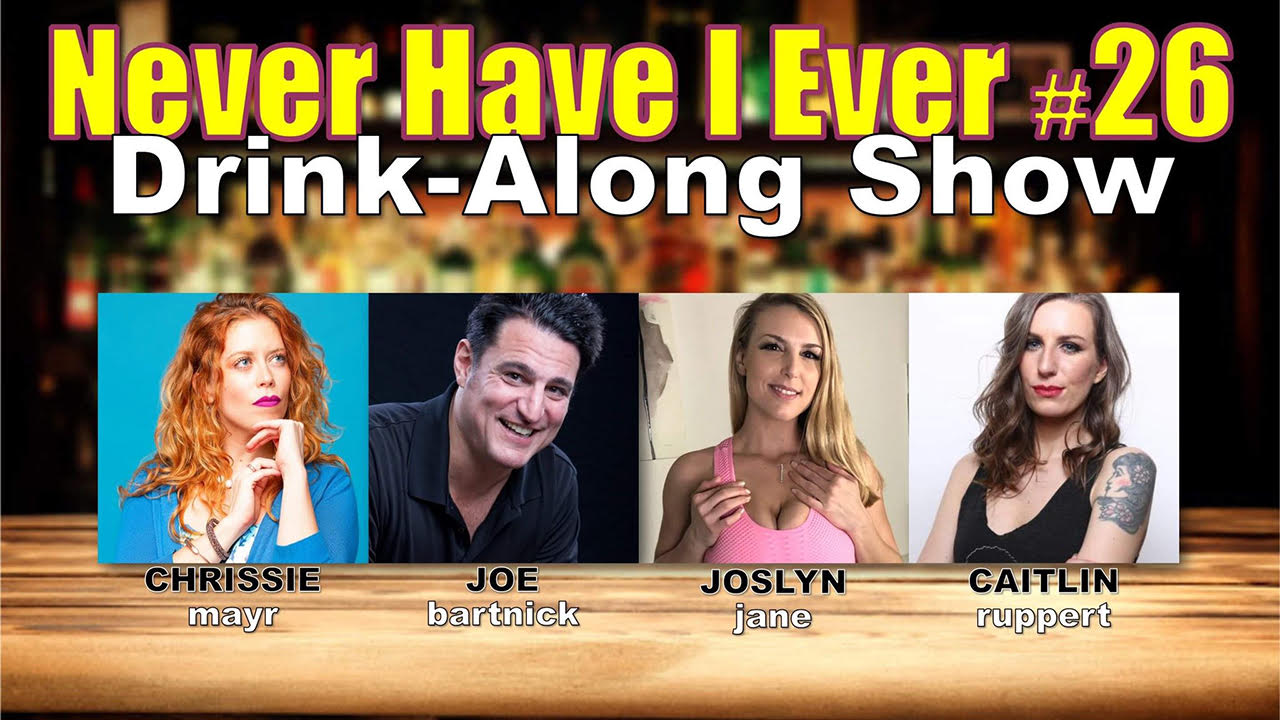 Joslyn Jane Guests on Chrissie Mayr's 'Never Have I Ever,' Drops New G/G Scene