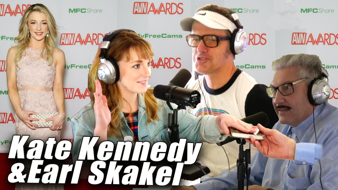 Kate Kennedy Guests on 'Dead Air' Podcast
