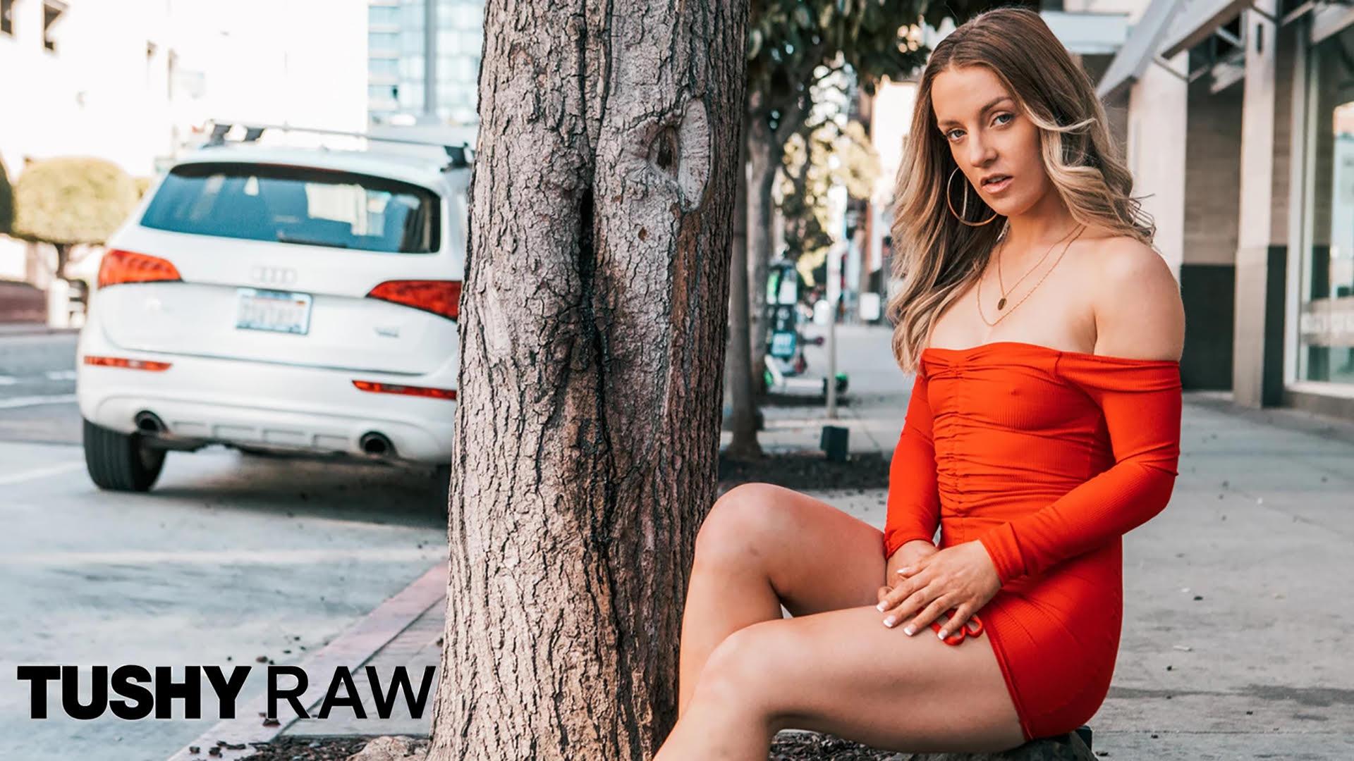 Kate Kennedy Debuts at Tushy Raw