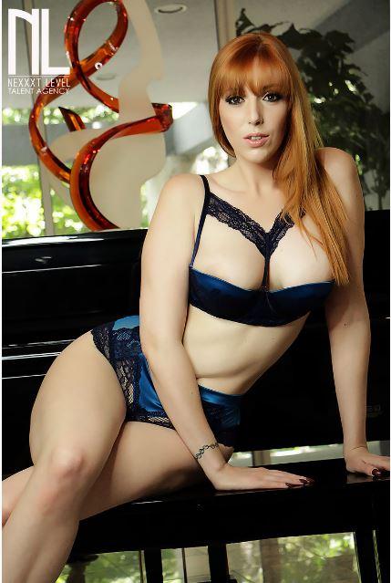 Lauren Phillips Stars in New Kink.com Scene & Featured in Input Mag