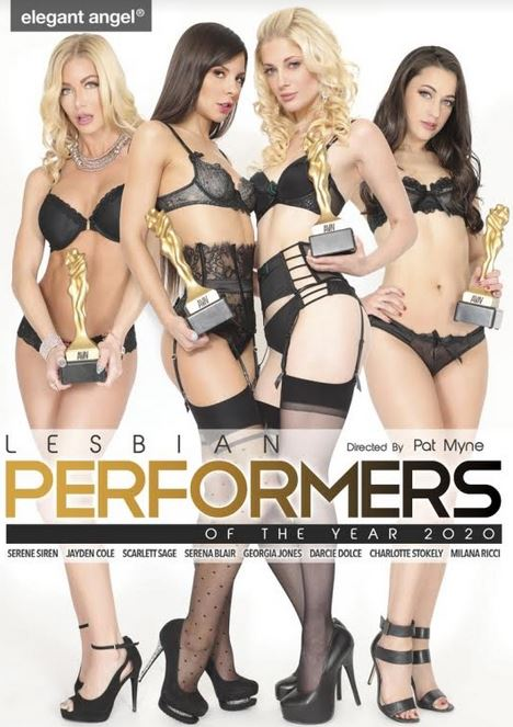 G/G POY Charlotte Stokely Stars in 'Lesbian Performers of the Year 2020'