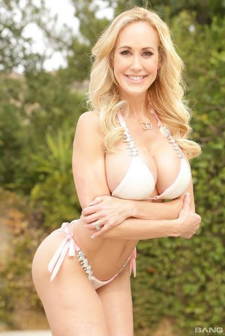 'Busty MILFs Get Shared' 2 Hot Brandi Love Scenes from Bang!