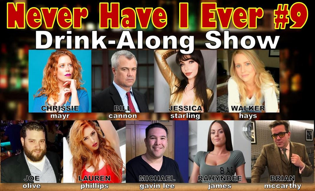 Never Have I Ever w/ Lauren Phillips, Jessica Starling, Rahyndee James and More!