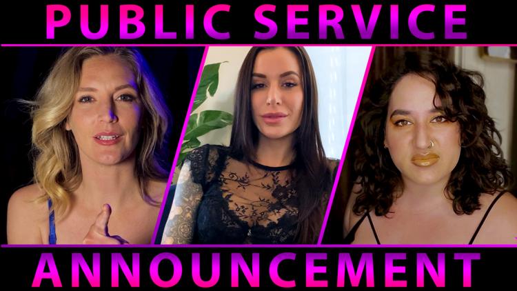 Filthy Femdom Enlists Dominatrixes for COVID-19 Public Service Announcement