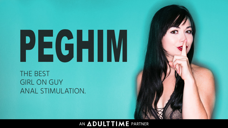 Adult Time Welcomes New Content Partner Peg Him