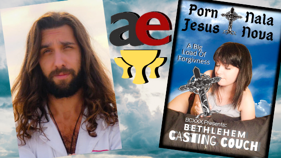 "Porn Jesus Launches ""BCXXX"" on AdultEmpire.com"