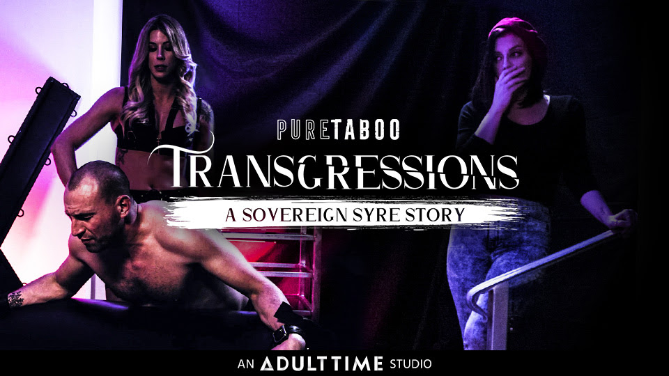 Pure Taboo Unleashes an Emotional Tsunami in Transgressions: A Sovereign Syre Story