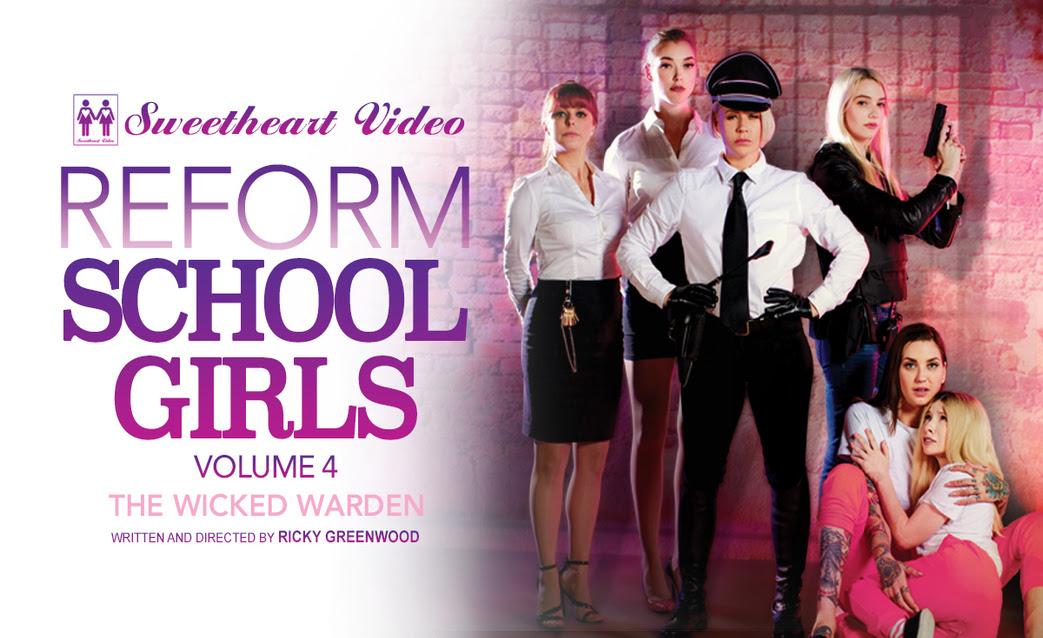 Sweetheart Video Releases 'Reform Schoolgirls Vol. 4'
