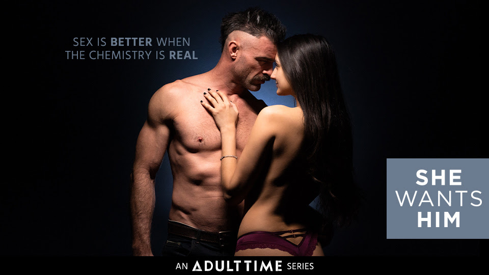 Adult Time Uncovers Authentic Intimacy in Sexy Original Series She Wants Him