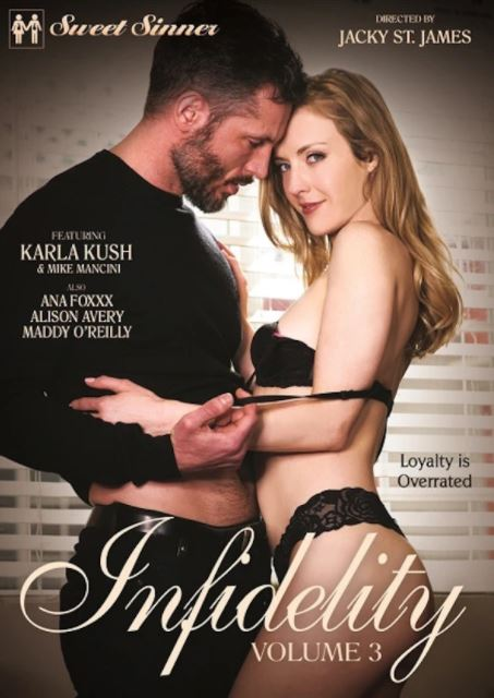 Karla Kush Headlines Sweet Sinner's 'Infidelity 3'