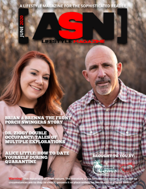 June Issue of ASN Lifestyle Magazine Features Front Porch Swingers