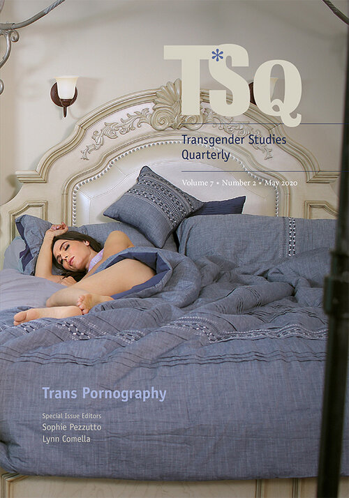 Korra Del Rio Featured in Groundbreaking 'TSQ: Transgender Studies Quarterly' Academic Journal