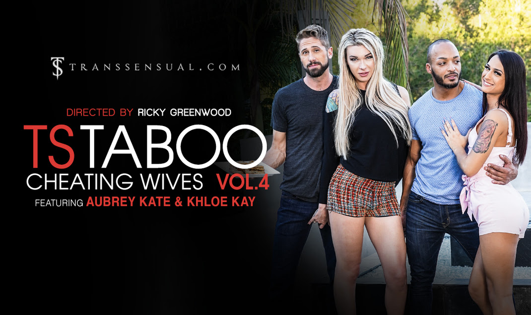 Transsensual Releases 'TS Taboo Vol. 4 – Cheating Wives'