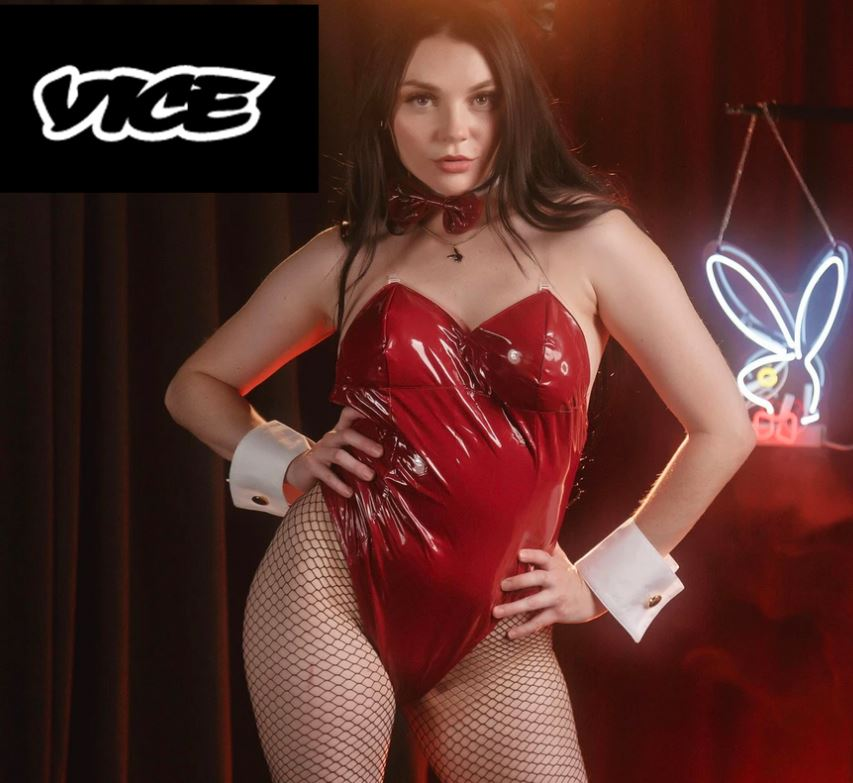 Catjira Profiled on Vice & Guests on Chaturbate's Sex Tales Podcast