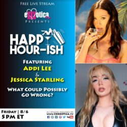 Jessica Starling & Addi Lee Ready to Kick the Weekend Off with EXXXOTICA's Happy Hour-ish