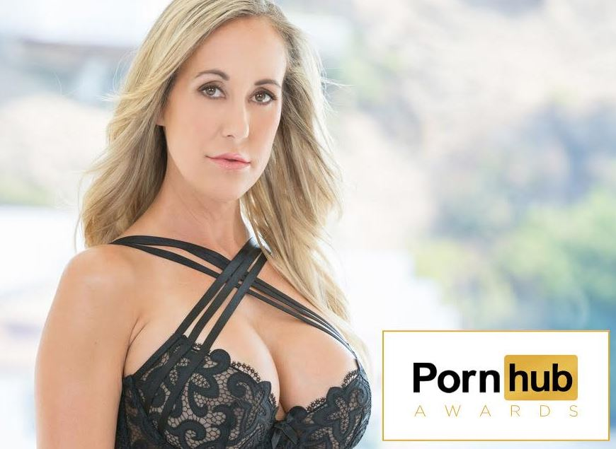 Airtight: Brandi Love Gets Three Noms for 2020 Pornhub Awards