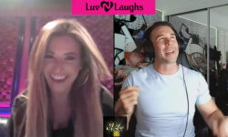 Will Pounder Guests on the Luv 'n Laughs Podcast