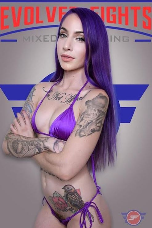 Sheena Rose Wrestles for Evolved Fights & Guests on Off the Cuff