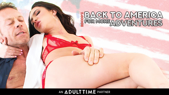 Adult Time Presents Rocco Siffredi's Rocco's Back to America for More Adventures