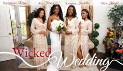 SexLikeReal Invites VR Viewers to a 'Wicked Wedding'