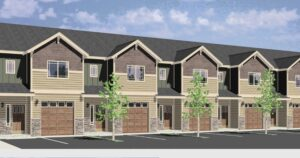 Coming early Summer 2021-Norman Ave Townhomes!