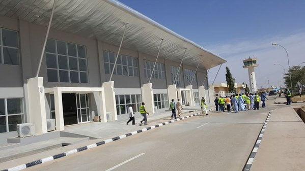 enugu resumes international flights