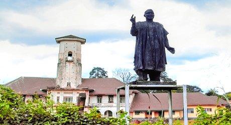 enugu parliament building artwork