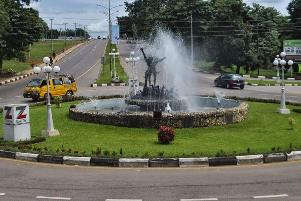 zenith bank fountain