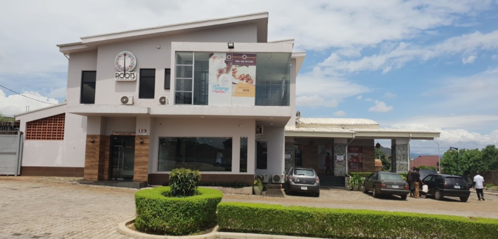 roots restaurant and cafe enugu