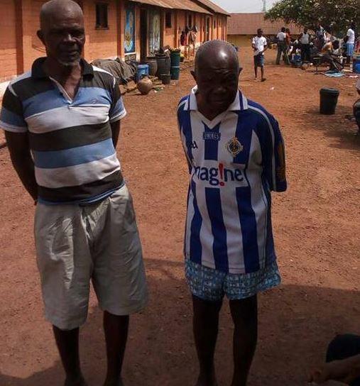 Nigeria's oldest prisoner