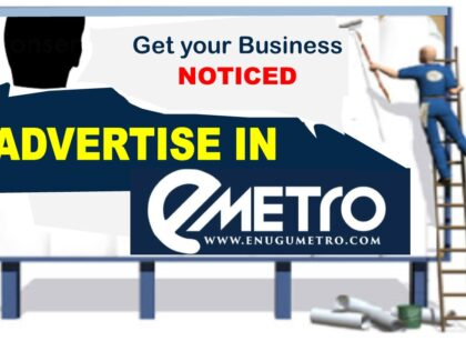 enugu metro advertising rates