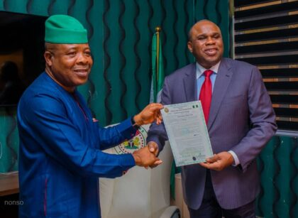 Imo hands over land for AfrExim's N60Bn facility