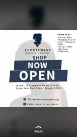 Luckychess Beauty Lounge