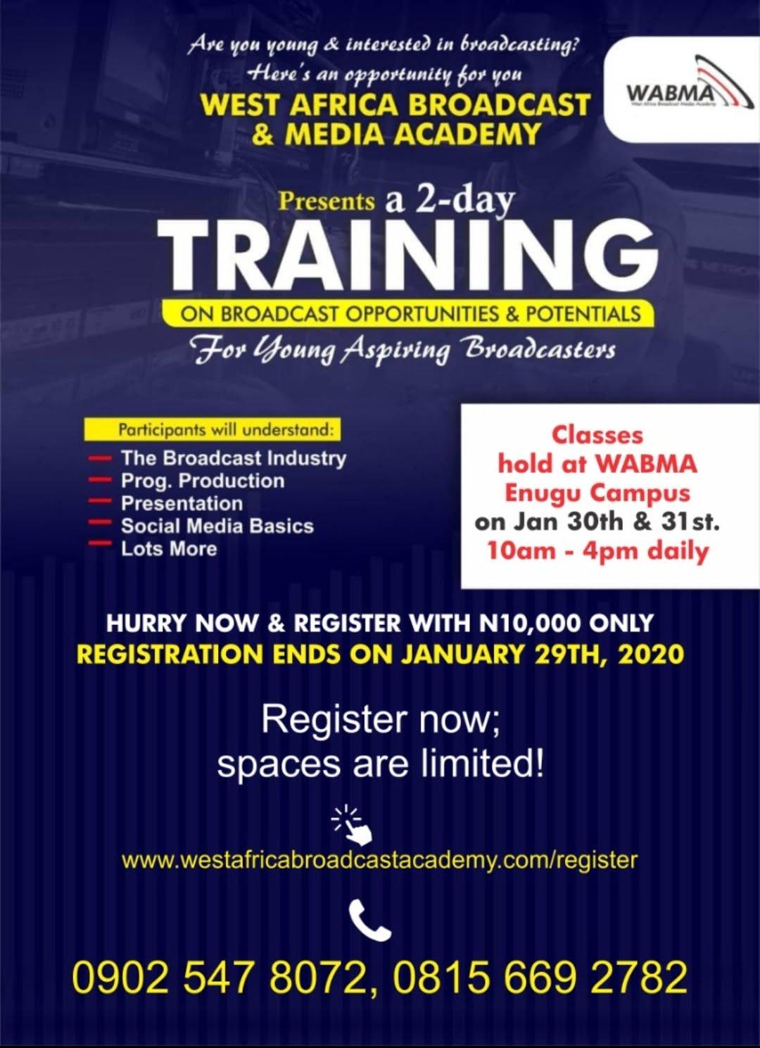 West Africa Broadcast Academy
