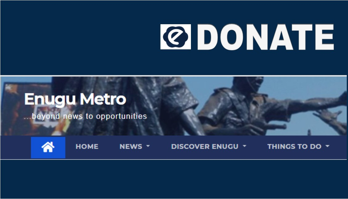 Donate to Enugu Metro