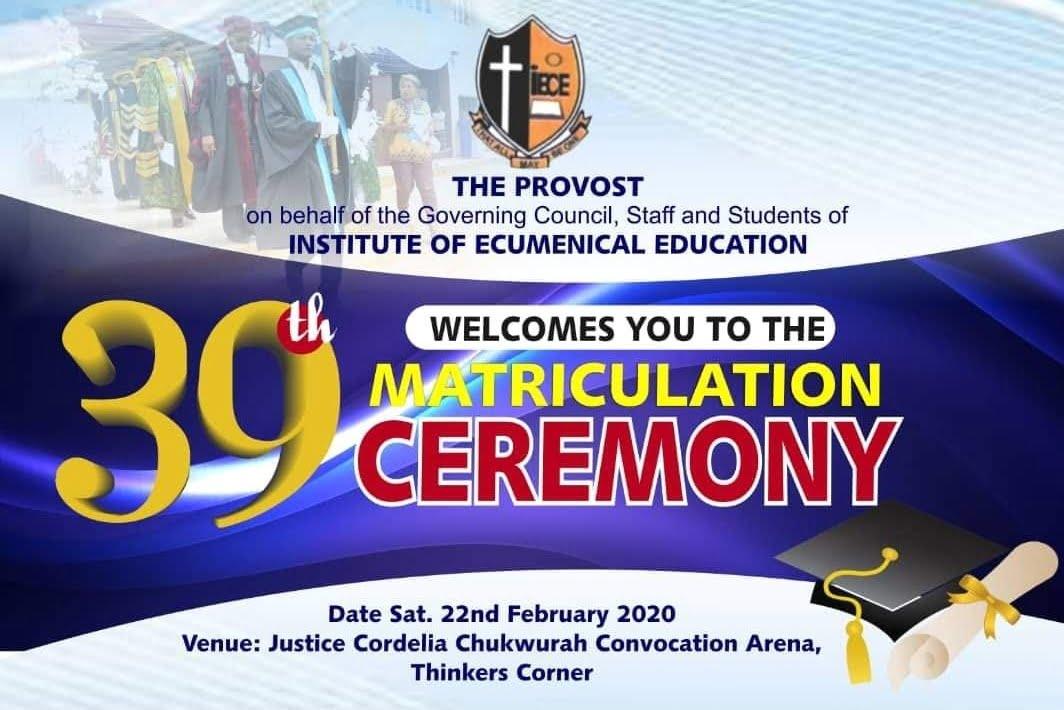 Institute of Ecumenical Education