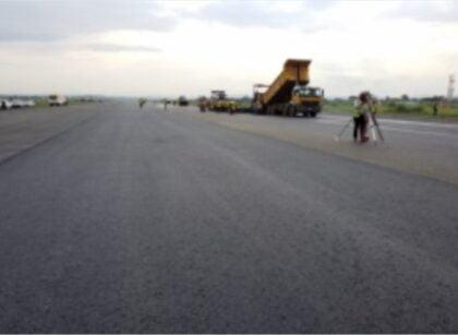 Enugu airport rehabilitation