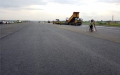 Enugu airport rehabilitation