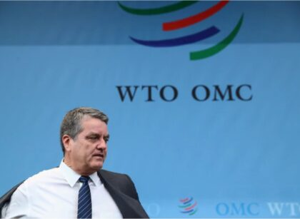 Africa forwards 3 nominations for WTO top job